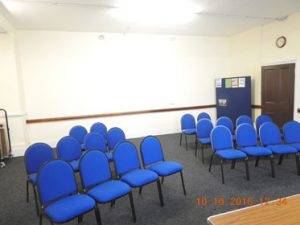 Vanguard Meeting room